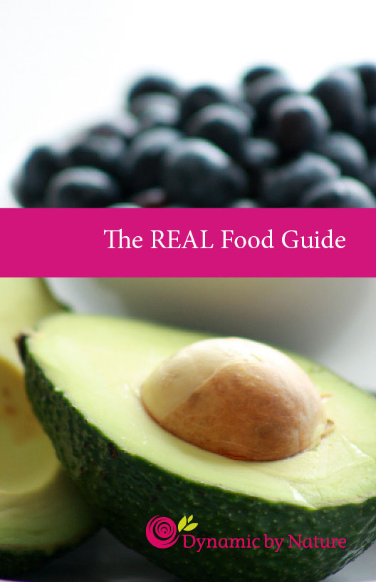Cover of The Real Food Guide 2nd Edition by Judy Chambers