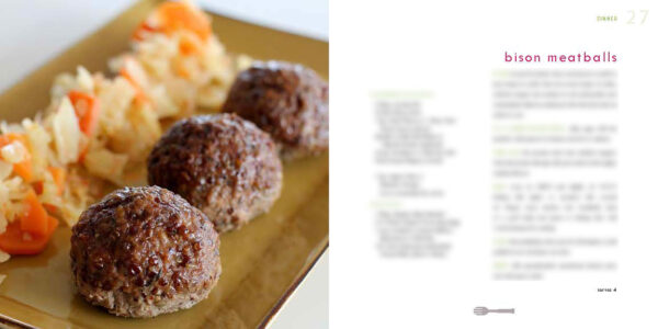 Bison Meatballs | by Judy Chambers