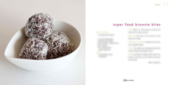 Super Food Brownie Bites | by Judy Chambers